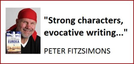 Peter Fitzsimons on Sydney's Song, Australian novel by Ia Uaro